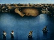 Terra, terra!-Lussemburgo (olio su tavola cm.90x100)