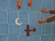 Il Gioco del Volo (olio su tela cm.80x70)