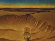 La rosa del deserto (olio su tela cm.60x50)