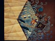 Lettera dall'Oceano (olio su tela cm.70x80)