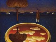 Il Cercatore di tramonti (olio su tela cm.80x70)
