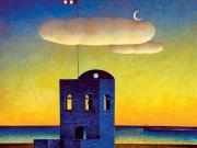 La Casa del Marinaio(olio su tela cm.75x85)