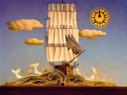 Libro di mare (olio su tela cm.60x70)1