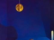 L'equilibrista (olio su tela cm 80x70)