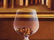 Ritrovamenti (olio su tavola cm.40x35)