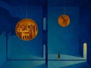 La stanza,le stanze (olio su tela cm.60x80)