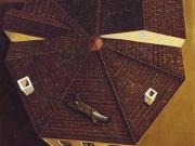 Lettosultetto(olio su tela cm.60x50)