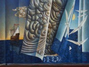 Libro di tempeste (olio su tavola cm.60x80)