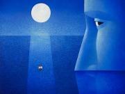 Notturna (olio su tela cm.70x80)