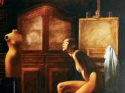 Atelier (olio su tela cm.80x100)