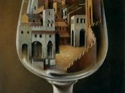 Senza titolo (olio su tavola cm.60x50)