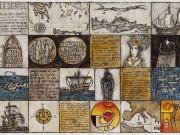 Storia della Querina vol. 1 (TM su carta, cm. 56×77)