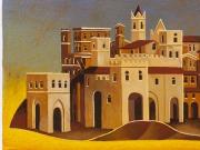 Stagione (serigrafia ritoccata a mano 35x50)