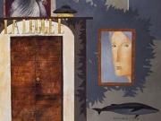 PINOCCHIO 3 (tempere e olio su tavola cm.180x100)