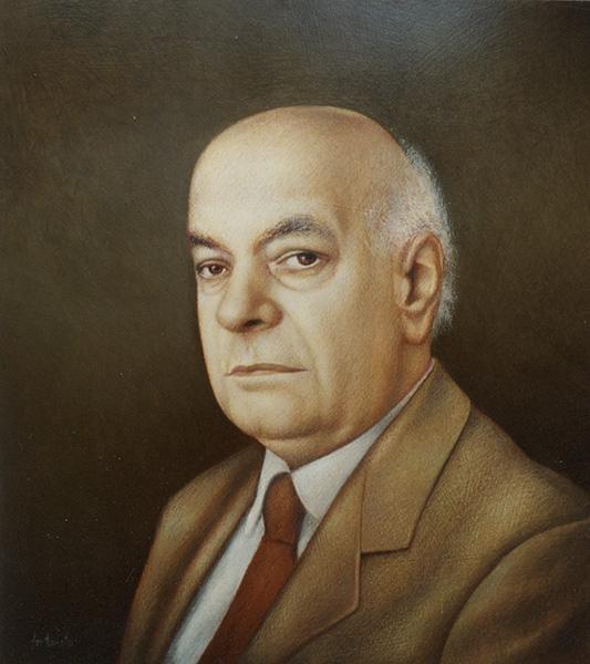 Renato Civello (olio su tavola cm.40x35)1993