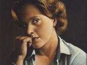 Flaminia (olio su tavola cm.40x30) 1992