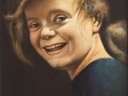 Martina(olio su tavola cm.40x30) 1992
