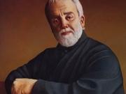 il Maestro (olio su tela cm. 70x60) 2011