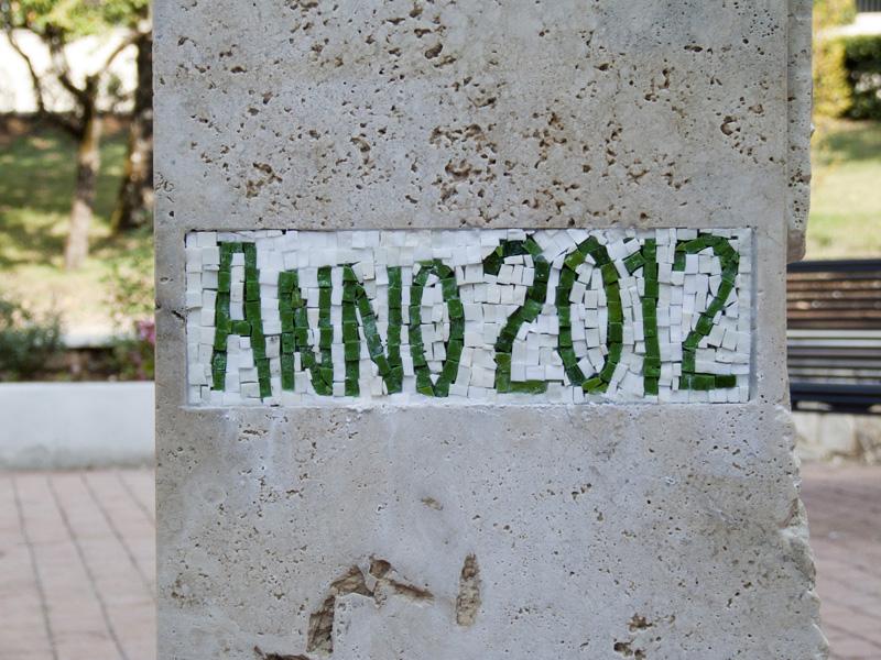 Carpineto, Monumento per l'anniversario dell'unità d'Italia